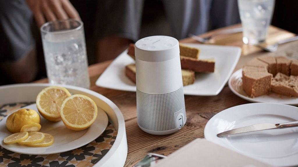 boseのSoundLink Revolve Bluetooth® speakerのバッテリー時間