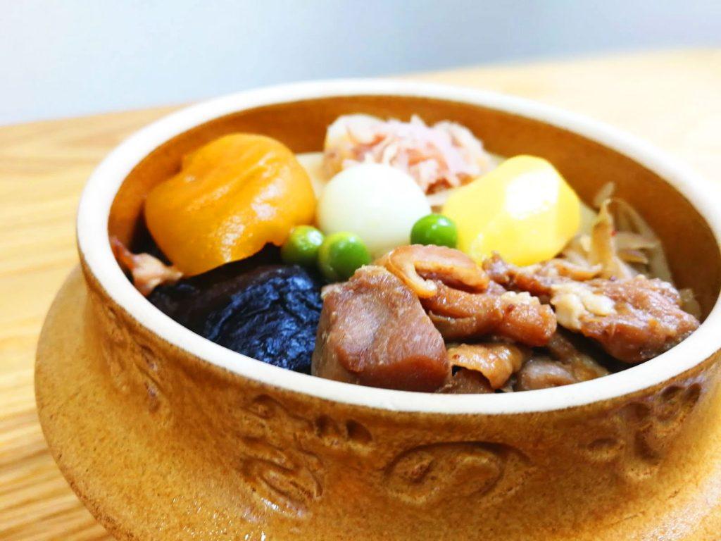日本最古の駅弁おぎのやの峠の釜飯