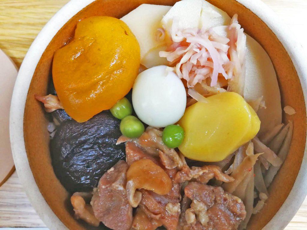 日本最古の駅弁おぎのやの峠の釜飯を開封