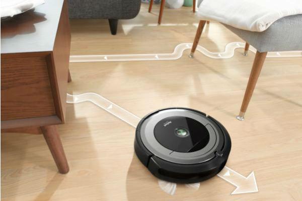 ロボット掃除機ルンバ690 <iRobot HOME アプリ対応>