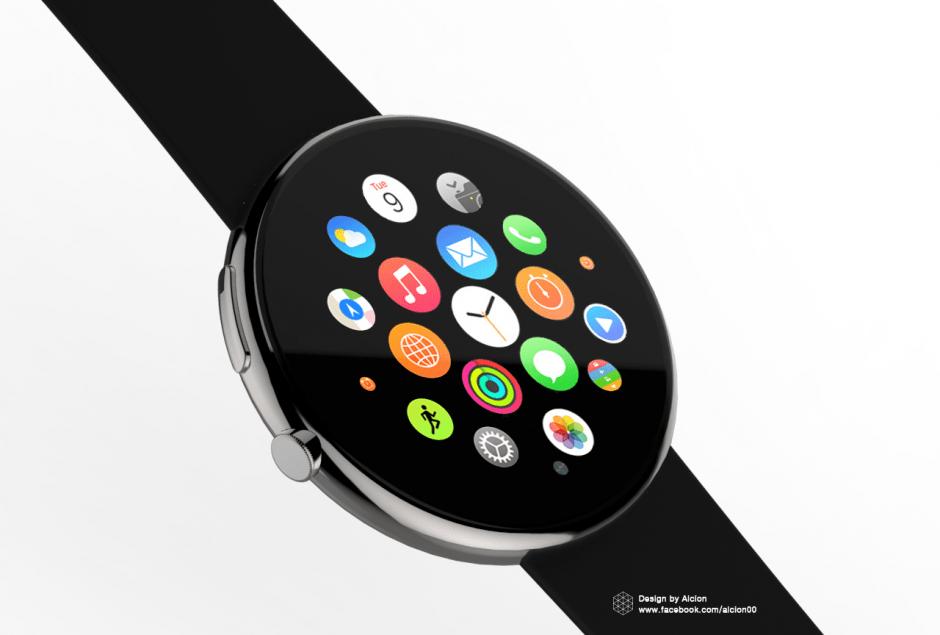 apple watch series3が単体でLTE通信でデザインも刷新か
