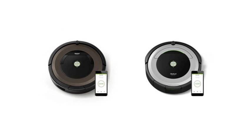 ルンバ全機種IoT化へ。スマホ操作可能な新モデル「ルンバ690」「ルンバ890」が登場