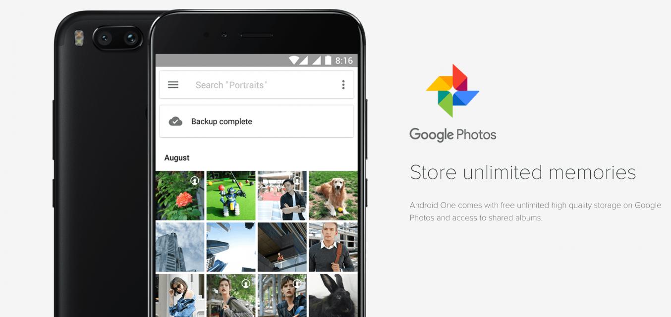 無料かつ容量無制限で高品質のバックアップが可能なgoogle_photo