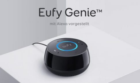 Anker-Eufy-Genieが発表。alexaスピーカー