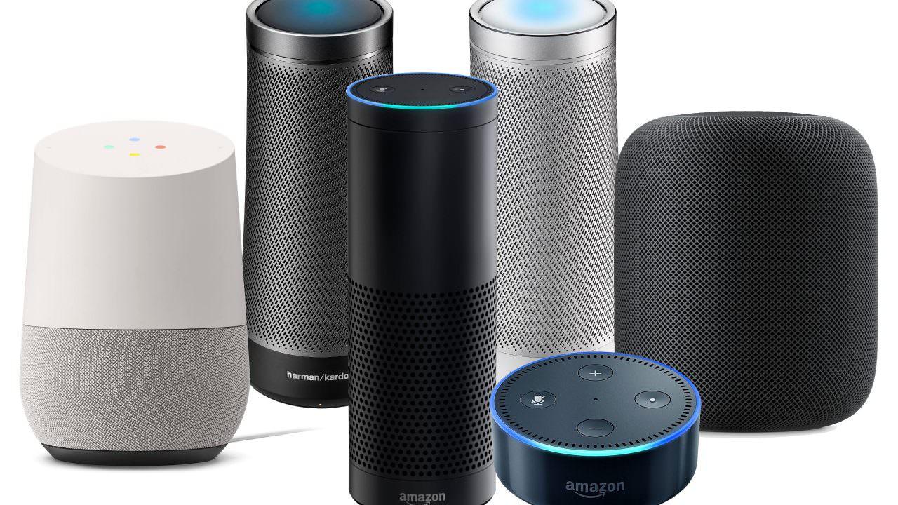 HomePod-Home-Invoke-Echoなどのスマートスピーカー
