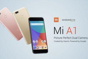 androeid_one端末のXiaomi-Mi-A1がインドで発表