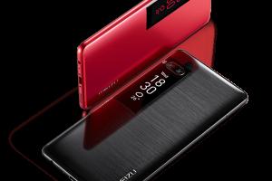 背面ディスプレイ搭載の中華スマホ Meizu PRO 7が発表