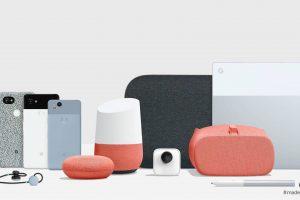 made-by-googleイベントで発表された新製品