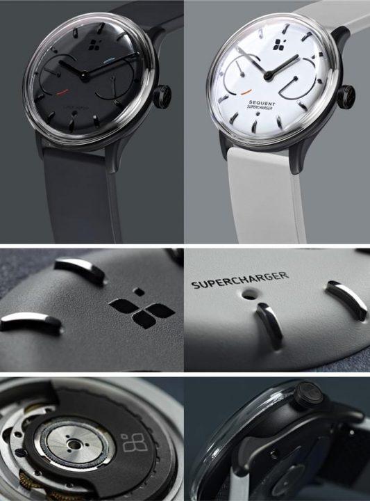 sequentのblack・whiteデザイン