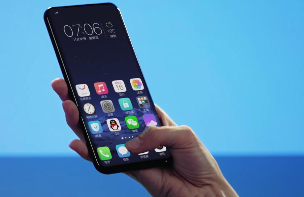Vivo-Under-display-fingerprint-scanning-solution