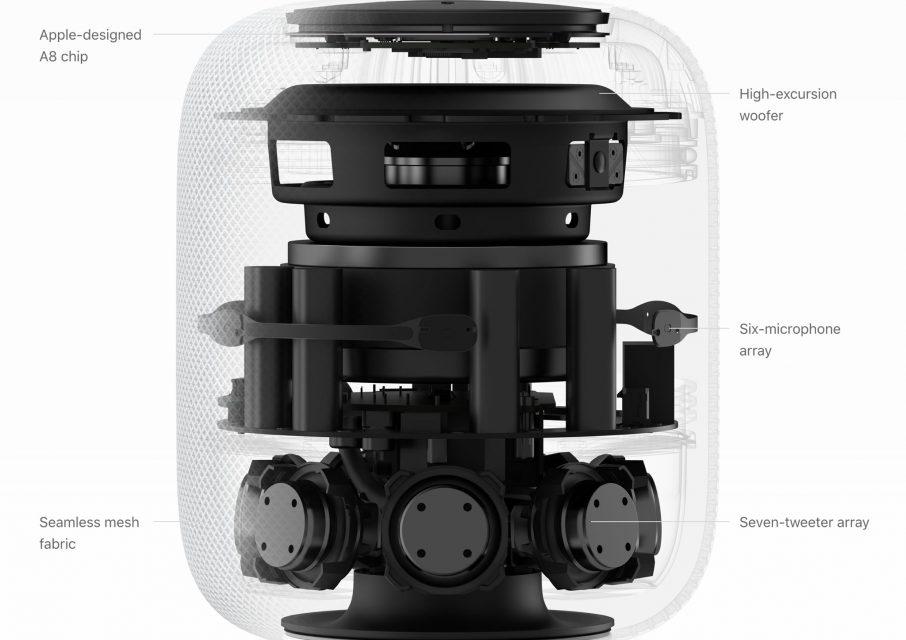 HomePod-Internal-Hardware